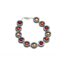 Harlequin Circle Bracelet