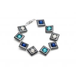 Harlequin Bracelet Square