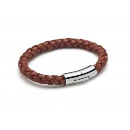 Leather Tribal Bracelet