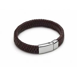 Leather Tribal Bracelet